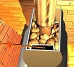 Автоматическая подача пара в печи Казачка
