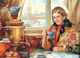 Когда появился чай в России